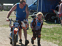 Foto's Willem Jan Lageman Motorcross